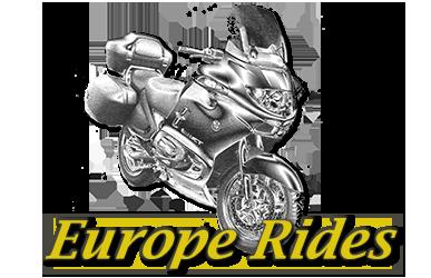 Europe Rides